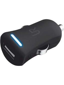 Зарядное устройство Trust Urban Smart Car Charger Black 6276969