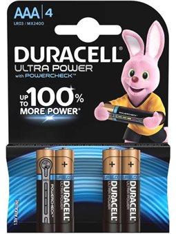 Батарейка Duracell LR03 KPD 04 * 10 Ultra уп. 1x4 шт. 6443615