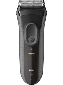 Електробритва Braun Series 3 3000TS Grey 6505955