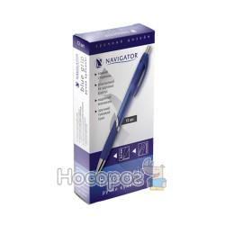 Ручка шариковая Navigator BlueGrip