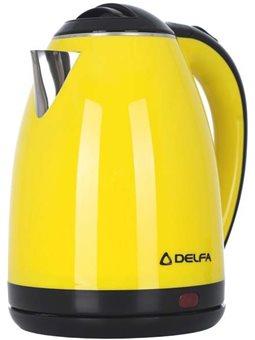 Электрочайник Delfa DK 3500 Х Yellow 6468934