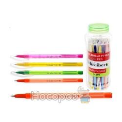 Ручка шариковая с чернилами в банке SCHREIBER S-199