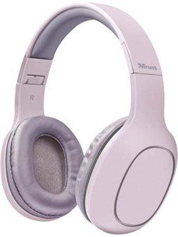 Гарнитура Trust Dona Wireless Bluetooth Headphones Pink 6461004