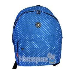Ранець 1610144 блакитний, розміром 30x13.5x42cм