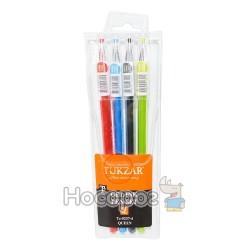 Ручка гелевая в наборе DIAMOND TZ-5237-4