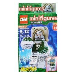 "Конструктор ""Brick"" ""Monsters"" 1745 р.8х4х14,5см."