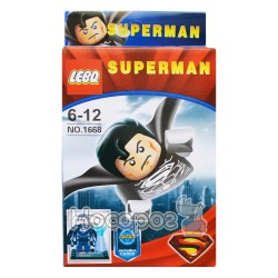 "Конструктор ""Brick"" ""SUPERMAN"" 1661-1668"