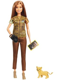 """Кукла Barbie """"Исследовательница"""" в асс. (4) GDM44"""