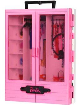Розовая шкаф Barbie GBK11