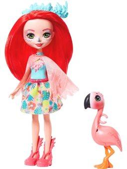 "Кукла Enchantimals ""Фламинго Фэнси"" GFN42"