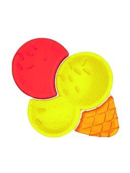 Canpol babies Іграшка-прорізувач з водою Морозиво [74/022]