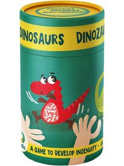 Настольная игра DoDo Динозавры [300207]