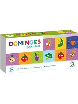 Настольная игра DoDo Домино Овощи [300249]