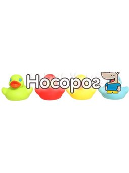 Набор игрушек для ванны Playgro Уточки [71028]
