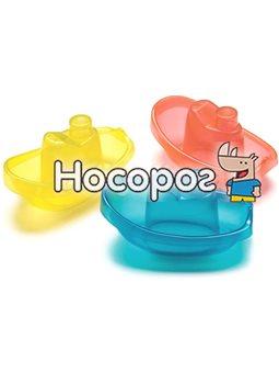Набор игрушек для ванны Playgro Кораблики [71027]