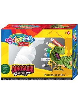 Набір для малювання Colorino Тиранозавр Рекс [91398PTR]