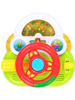 Интерактивная игрушка BeBeLino Панель водителя [58091]
