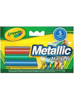 Фломастери кольору металік [58-5054]
