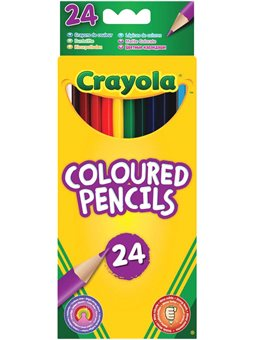 Цветные карандаши Crayola 24 шт [3624]