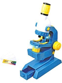 Игровой набор Science Agents Микроскоп 4 цвета 1200 [44012]