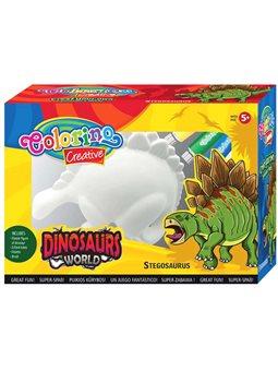 Набір для малювання Colorino Стегозавр [91350PTR]