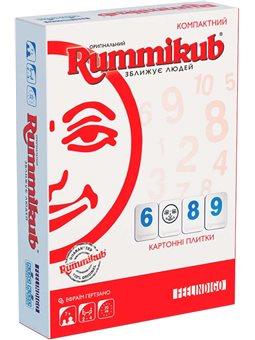 Настільна гра Feelindigo Rummikub lite [FI8500]