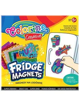 Набір для творчості Colorino New 4 магніти [36957PTR]