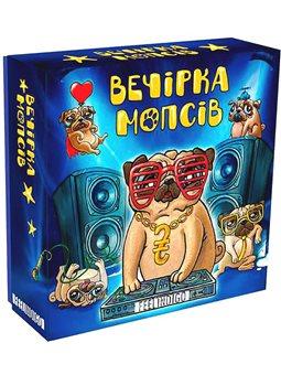 Настольная игра Вечеринка мопсов Филиндиго [IM16001]