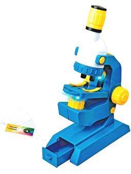 Игровой набор Science Agents Мой Первый Микроскоп 450 [44011]