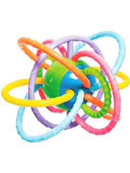 Игрушка BeBeLino Сенсорные кольца [58137]