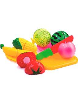 Набор игрушек BeBeLino Фрукты и овощи [58079]