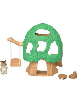 Игровой набор Sylvanian families домик на дереве [5318]