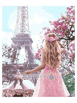 Картина по номерам в коробке Влюблена в Париж КН4568