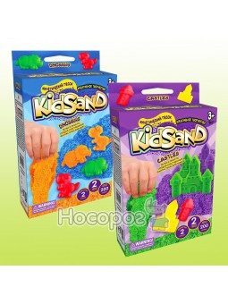 """Набір креативної творчості """"Кінетичний пісок KidSand коробка міні KS-05-01U,02U,03U"""