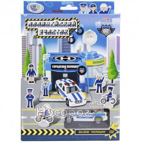 Гараж 0897 (полицейский участок, машинка) (108)
