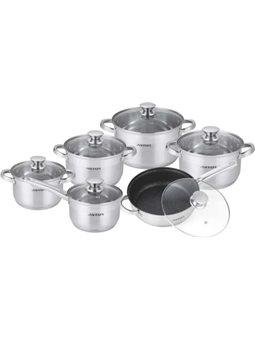 Набор посуды ASTOR 1706 SK 1,9л 1,9л 2,6л 3,6л 6,1л [ AST 1706 SK]
