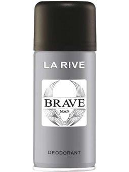 Мужской дезодорант LA RIVE DEO BRAVE MAN, 150 мл [61748]