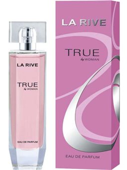 Женская парфюмированая вода La Rive TRUE BY WOMAN, 90 мл [61540]