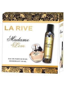 Женский подарочный набор LA RIVE MADAME IN LOVE [236477]