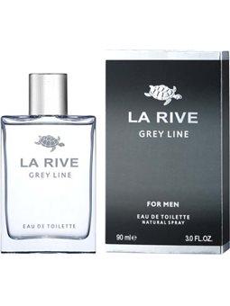 Мужская туалетная вода LA RIVE GREY LINE FOR MAN, 90 мл [234077]