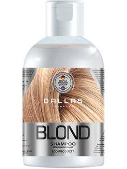 DALLAS BLONDE НIGHLIGHT Увлажняющий шампунь для светлых волос, 1000 г [723291]