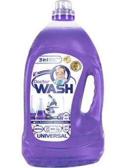 """Гель для стирки """"Doctor Wash"""" универсальный 4.2 л. [720276]"""