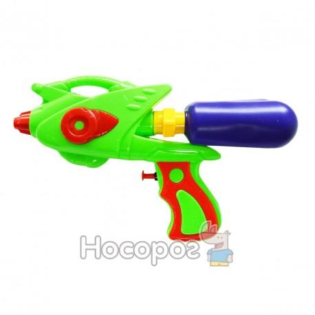 Фото Пістолет водяний (кульок) 4702A р.25*14*9см