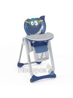 Стульчик для кормления Polly 2 Start синий [79204.23]