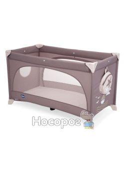 Кроватка-манеж Easy Sleep коричневый [79087.91]