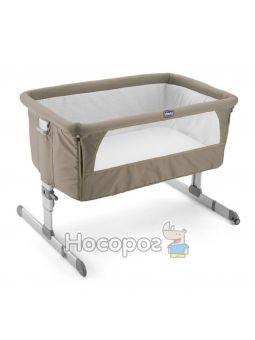 Детская кровать Chicco Next 2 Me бежевый [79339.72]