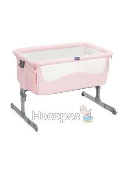 Детская кровать Chicco Next 2 Me розовый [79339.39]
