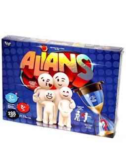 """Игра наст. """"Alians"""" №G-ALN-01U / DankoToys / (5)"""