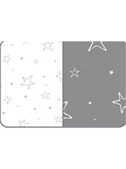 Nuvita Набор аксессуаров для подушки DreamWizard (наволочка, мини-подушка) Серый [NV7101GRAY]