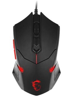 MSI Interceptor DS B1 GAMING Mouse [S12-0401250-EB5]